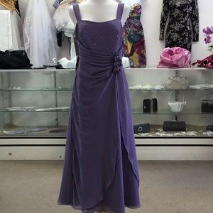 Women's Alfred Angelo Two Piece Dress